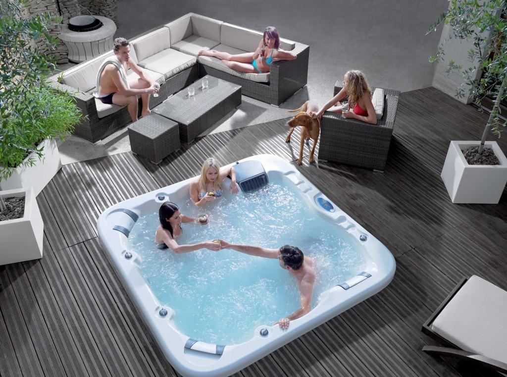 spa aquavia compact  vente de spas pour petit espace chez