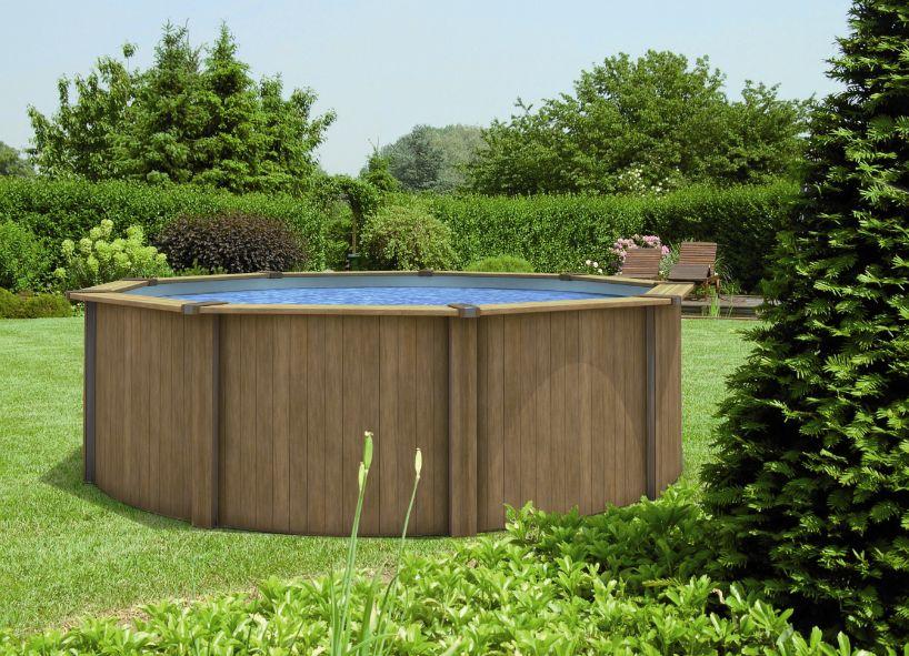 Piscine vogue boreal vente de piscine en m tal de tilaa for Liner piscine vogue